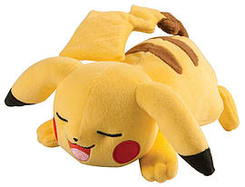 Pokemon Pikachu Sleeping Pose Plush ToyToys and Gadgets