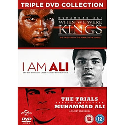When We Were Kings/I Am Ali/The Trials of Muhammad Ali DVDDVD