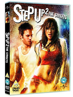 Step Up 2 - The Streets DVDDVD