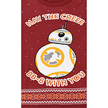 Star Wars Official BB-8 Christmas Jumper / Sweater - Large screen shot 2