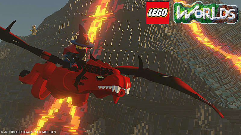 Buy LEGO Worlds on Xbox One | Free UK Delivery | GAME