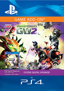 Plants vs. Zombies GW2 - Festive Edition Upgrade for PS4