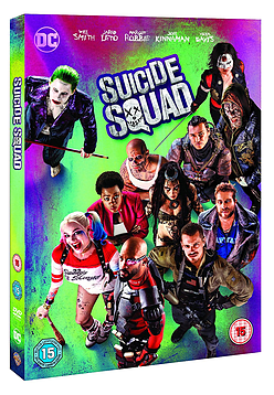 Suicide Squad (DVD)DVD
