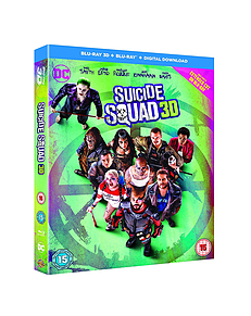 Suicide Squad (Blu-ray 3D)Blu-ray