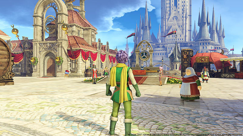 Free Download Dragon Quest Heroes Slime Edition Full Version - Ronan Elektron