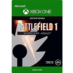 Battlefield 1: Shortcut Kit: Assault Bundle for XBOX ONE