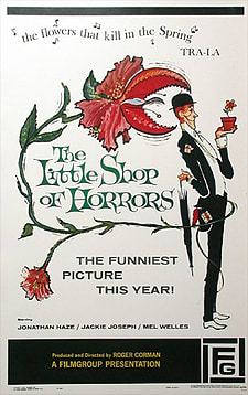 The Little Shop of Horrors - Cayman Classic Horror Collection [Jack Nicholson]DVD