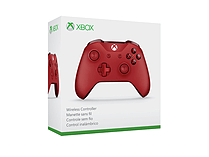 Xbox One Wireless Controller Red screen shot 6