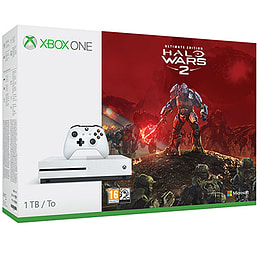 Xbox One S Halo Wars 2 1TB for Xbox One