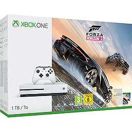 Product - Xbox One S Forza Horizon 3 1TB Bundle with FIFA 18