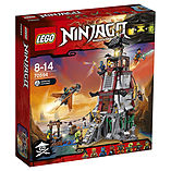 Lego Ninjago The Lighthouse Siege screen shot 1