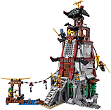 Lego Ninjago The Lighthouse Siege screen shot 2