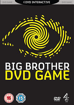 Big Brother DVD Interactive GameDVD