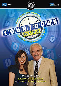 Countdown - Interactive DVD GameDVD