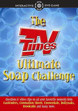 TV Times - Ultimate Soap Challenge InteractiveDVD