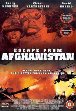 Escape From Afghanistan DVDDVD