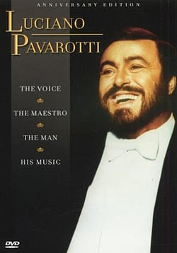 Luciano Pavarotti - The Voice, The Maestro, The Man, The Music DVDDVD