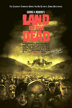 Land Of The Dead DVDDVD