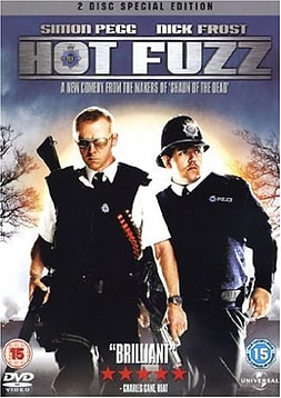 Hot Fuzz (2 Disc Special Edition) DVDDVD