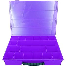Block Tech Storage Case - Assorted Colours - 1 SuppliedBlocks and Bricks