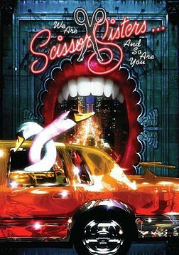 Scissor Sisters: We Are Scissor Sisters And So Are You [DVD] [2004]DVD