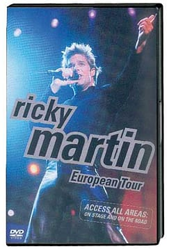 Ricky Martin: European Tour With A Difference [DVD]DVD
