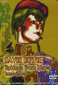 David Bowie - Spiders From Mars - Interviews [DVD] [NTSC]DVD