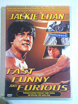 Jackie Chan: Fast, Funny And Furious DVDDVD