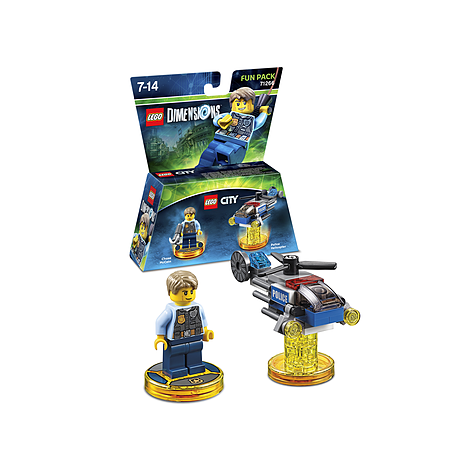 Buy LEGO City Undercover Fun Pack - LEGO Dimensions | Free UK ...