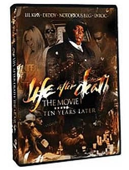 Life After Death - The Movie DVDDVD