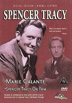 Spencer Tracy- Marie Galante [DVD] [2002]DVD