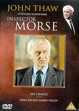 Inspector Morse: Fat Chance/Who Killed Harry Field? [DVD]DVD