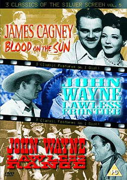 3 Classics Of The Silver Screen - Vol. 5 - Lawless Range / Lawless Frontier / Blood On The Sun [DVD]DVD