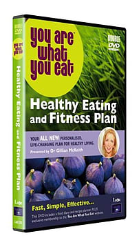 Healthy Eating and Fitness Plan - You Are What You Eat DVDDVD