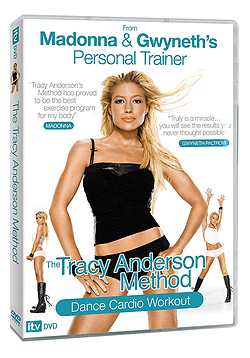 Madonna & Gwyneth's Personal Trainer - The Tracy Anderson Method Dance Cardio Workout [DVD]DVD