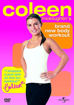Coleen Mcloughlin: Brand New Body Workout [DVD]DVD