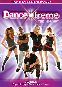 Dance Xtreme: The Workout! feat. Stars of Britannia High [DVD]DVD