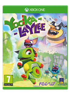 Yooka-LayleeXbox One