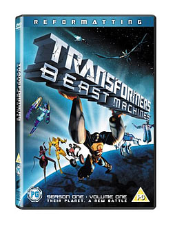Transformers: Beast Machines - Season 1 - Volume 1 [DVD]DVD