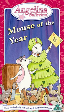 Angelina Ballerina - Mouse of the Year [DVD]DVD