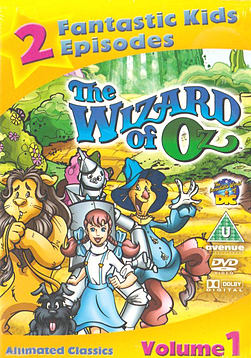 Wizard of Oz - Vol. 1 [DVD]DVD