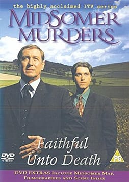 Midsomer Murders - Faithful Unto Death DVDDVD