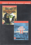 Prima Official Strategy Guides - for Command & Conquer Tiberian Sun and Age of Empires II CD-Rom screen shot 1