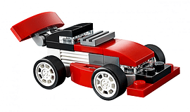 Lego Creator Red racer 31055Blocks and Bricks