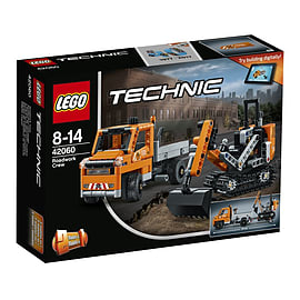 Lego Technic Roadwork Crew 42060Blocks and Bricks