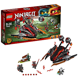 Lego Ninjago Vermillion Invader 70624Blocks and Bricks
