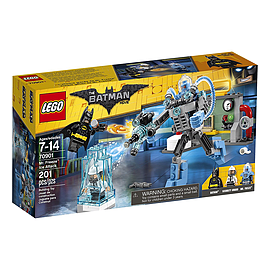 Lego Batman Movie Mr Freee Ice Attack 70901Blocks and Bricks