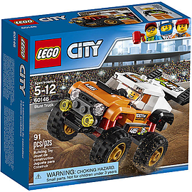 Lego City Great Vehicles Stunt Truck 60146Blocks and Bricks