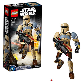 Lego Star Wars Scarif Stormtrooper 75523Blocks and Bricks