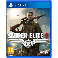 Sniper Elite 4PlayStation 4
